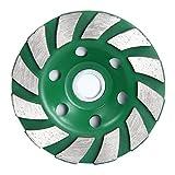 Latinaric 100mm Diamant Schleiftopf Beton Schalen Rad Disc Betonmauerstein Trennscheibe