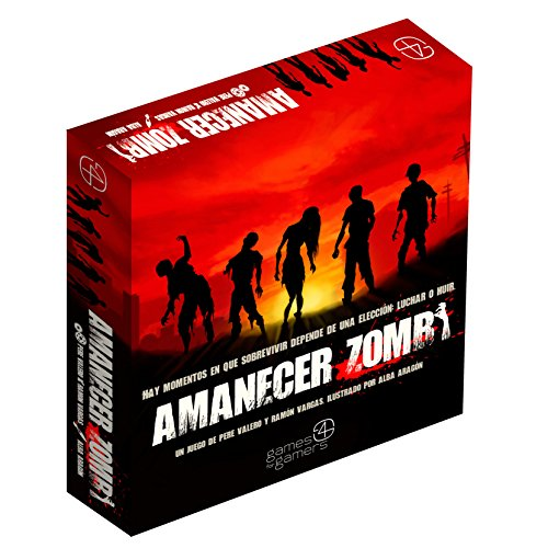 Games 4 Gamers- Amanecer Zombie