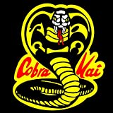 bubbleshirt Poster Karate Kid - Palestra Cobra Kai - Movie - Film Cult - Disponibile nei Formati 50x70cm e 70x100cm