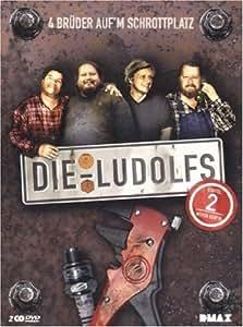 Die Ludolfs - 4 Brüder auf'm Schrottplatz - Staffel 2 - Weiter geht's! [2 DVDs]