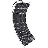 GIARIDE 100W 18V 12V Solar Panel Monocristalino Célula Placa Solar Portatil Flexible Fotovoltaico Módulo Cargador Batería