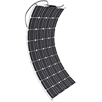 GIARIDE 100W 18V 12V Solar Panel Monocristalino Célula Placa Solar Portatil Flexible Módulo