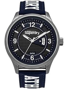 Superdry Unisex Erwachsene-Armbanduhr SYGSYG171UW