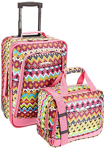 rockland-melbourne-ensemble-bagages-abs-3-pc-set-38-l-tribal