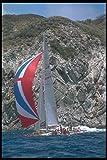 172060 Titan IV Races Around Tortola BVI A4 Photo Poster Print 10x8