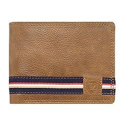 Laurels Aristocrat Tan Mens Wallet (Lw-Ast-06)