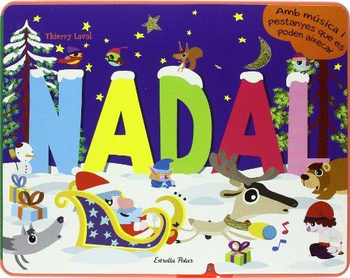 Nadal Foam: Un llibre tovet i agradable amb una melodia (La Lluna de Paper)