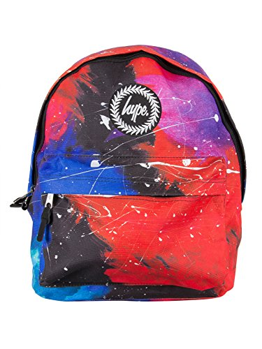 Hype Hombre Movers Logo Backpack - Exclusivo para Stand-Out, Multicolor, One Size