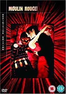 Moulin Rouge - Definitive Edition [DVD]