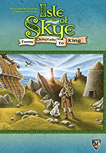Isle of Skye: Chieftain to King - Board Game - English