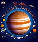 Kinder-Weltraumatlas mit Pop-up-Planeten - Marie Greenwood