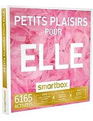 Smartbox - Coffret Cadeau - Petits Plaisirs Pour Elle - 6165 Activits : Sance Bien-tre, Dgustation Ou Aventure Pour Les Femmes