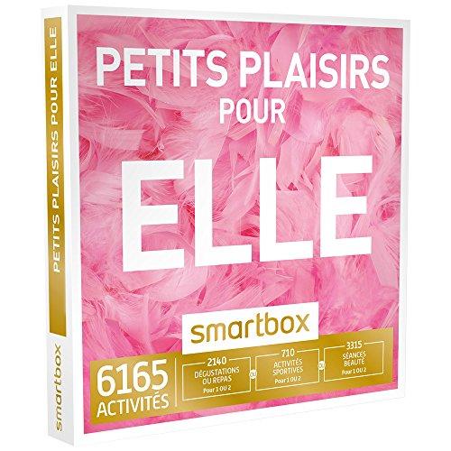 Smartbox - Coffret Cadeau - Petits Plaisirs Pour Elle - 6165...