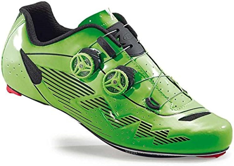 Northwave Evolution Plus Rennrad Fahrrad Schuhe grün/schwarz 2016