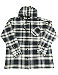 acb820a5558 Analog True Black Lahombre Truitt Flannel Long Sleeved Snowboarding Shirt