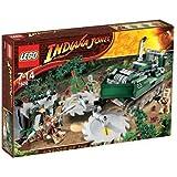 Lego Indiana Jones 7626 - Jungle Cutter