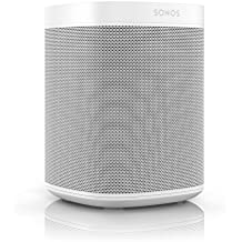 Sonos One – Voice Controlled Smart Speaker with Amazon Alexa Built In (White)