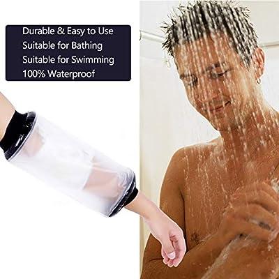 yuyte Sealed Cast Bandage Protector, wasserdichtes und staubdichtes Design der Wundfraktur, Albow Arm Cover für Dusche (mit FDA-Zertifizierung)