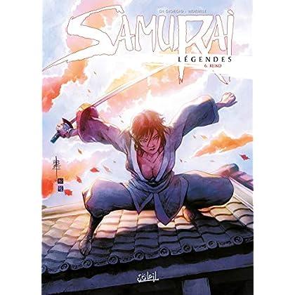 Samurai Légendes 06 - Reiko