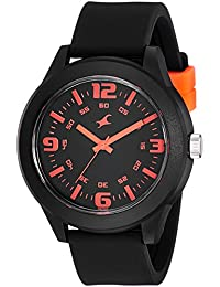 Fastrack Analog Black Dial Unisex Watch-NG38003PP13CJ