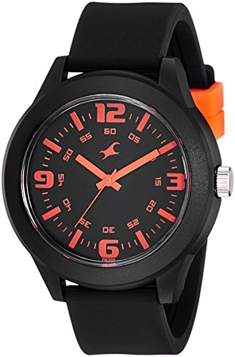 Fastrack NG38003PP13CJ Analog Unisex Watch