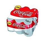 Coca-Cola - Light, Lata 330 ml (Pack de 9)