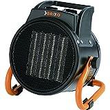 Generador de aire caliente–Brixo–PTC–cerámica–5000W–eléctrique–3velocidades