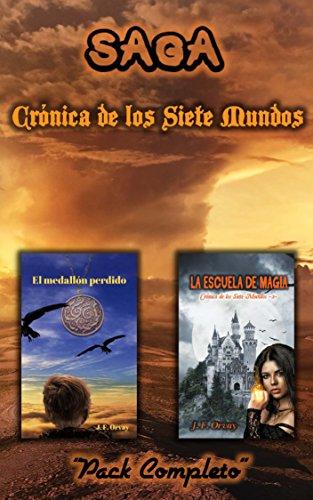 PACK CRÓNICA DE LOS SIETE MUNDOS por J. F. ORVAY