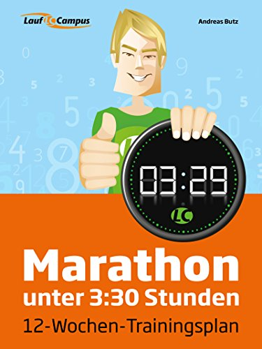 Marathon unter 3:30 Stunden