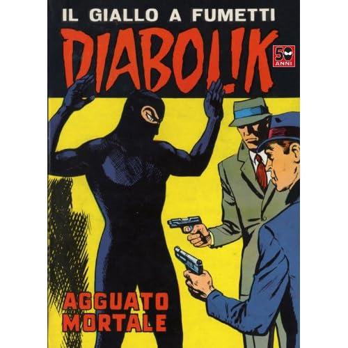 Diabolik (37): Agguato Mortale