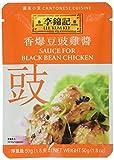 Lee Kum Kee Sauce mit schwarzen