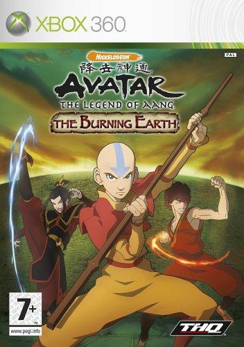 Avatar: The Burning Earth (xbox 360)