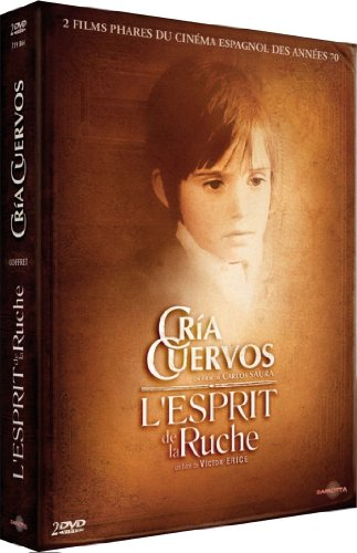 Cría cuervos + L'esprit de la ruche [Francia] [DVD]