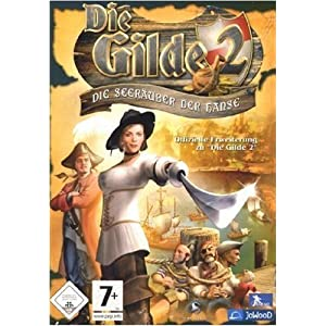 Die Gilde 2: Seeräuber der Hanse (Add-On)  [Download]