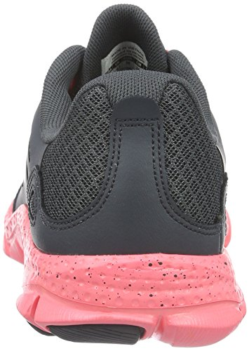 Under Armour Damen Micro G Engage BL H 2 Laufschuhe Grau (Stealth Gray)