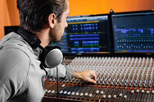 beyerdynamic DT 880 PRO Over-Ear-Studiokopfhörer in schwarz. Halboffene Bauweise, kabelgebunden - 8