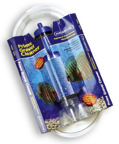 Interpet Aquatic Prime Nettoyeur de Gravier
