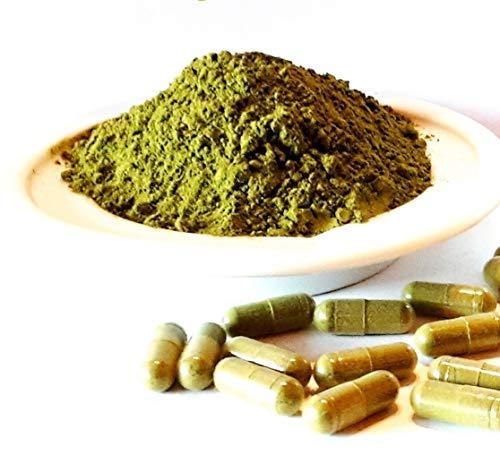 180 Graviola annona Muricata Guanabana Sauersack Kapseln 500 mg vegan - frei von Zusatzstoffen - Made in Germany - im Braunglas