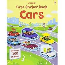 First Sticker Cars