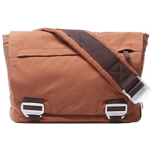 BlueLounge US-MB-01-RU Eco-Friendly Tasche für Messenger rust (Eco-friendly Messenger)