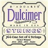 D'Addario J64 Dulcimer Strings