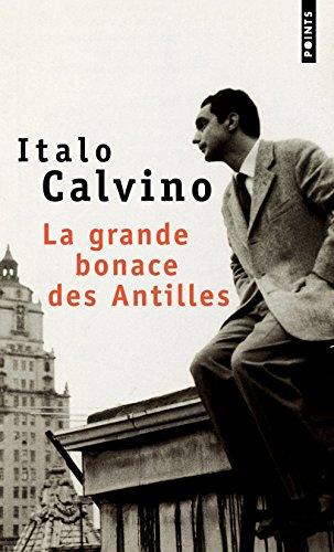 La grande bonace des Antilles par Italo Calvino