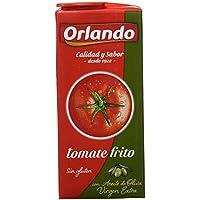 Orlando - Tomate Frito con aceite de oliva - 350 g - [Pack de 9]