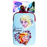 Offiziell lizensiertes Disney Frozen Sisters Forever 17,8 cm Tablet Fall Anna und Elsa