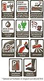 AEG Ergorapido CX7-2-35Ö beutel- & kabelloser 2in1 Akku-Handstaubsauger mit Lithium-Ionen-Akku für bis zu 35 Minuten Laufzeit/105 m², Wandhalterung & freistehende Ladestation, schwarz