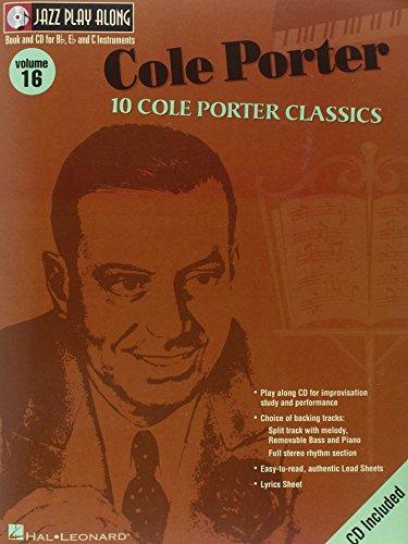 Cole Porter (Jazz Play Along Series)