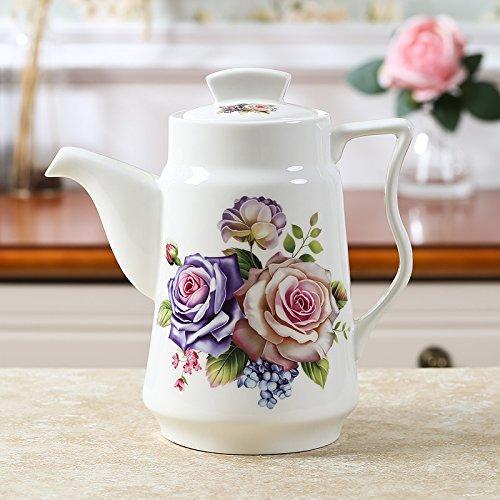 Bezigeorey Große Kapazität Für Den Hausgebrauch Keramik Wasserkocher Mit Filter Riemen Verschlossen, Jin Zhonghu - Wie Ein Traum