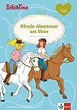Bibi & Tina: Pferde-Abenteuer am Meer: Erstleser 2.  Klasse ab 7 Jahren (A5 Lese-Heft) (Lesen lernen mit Bibi und Tina)