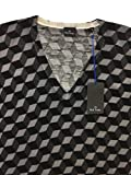 Paul Smith Cotton Knitwear in Grey Size XL Cotton