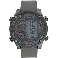 Fastrack Trendies Analog Black Dial Men's Watch-38045PP03